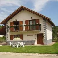 Hotel Casa Rural Irugoienea en orreaga-roncesvalles