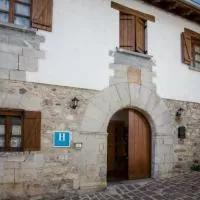 Hotel Hotel Rural Aribe Irati en orreaga-roncesvalles