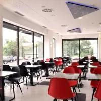 Hotel Hotel New Bilbao Airport en otxandio