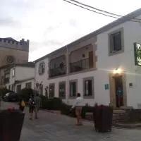 Hotel Pensión Mar en ourol