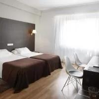 Hotel Hotel Méndez Núñez en outeiro-de-rei