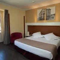 Hotel Gran Hotel España en oviedo