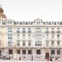 Hotel Soho Boutique Oviedo en oviedo
