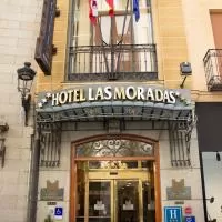 Hotel Hotel Las Moradas en padiernos