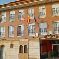Hotel Hostal Santiago en palencia