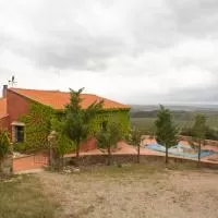 Hotel Balcón de sierra Grande en palomas