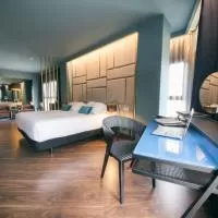 Hotel Pamplona Catedral Hotel en pamplona-iruna