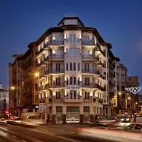 Hotel Hotel Avenida en pamplona-iruna