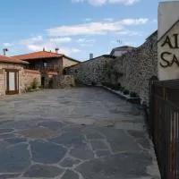 Hotel Apartamentos Aira Sacra en panton