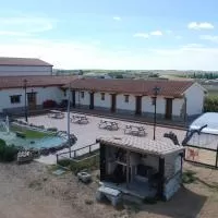 Hotel Hotel Rural Teso de la Encina en parada-de-rubiales