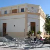 Hotel Hotel Restaurante Casa Julia en parcent
