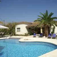 Hotel Magnifcent Holiday Home in Parcent with Swimming Pool en parcent