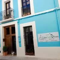 Hotel Casa Les Olives en parcent