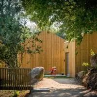 Hotel Aloia Nature, Alojamiento Forestal en pazos-de-borben