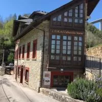 Hotel El Capricho de Josana en pedrafita-do-cebreiro