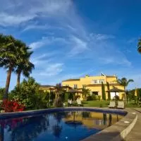 Hotel La Hacienda en pedreguer
