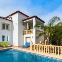 Hotel Beautiful Villa In Pedreguer with Swimming Pool en pedreguer