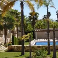 Hotel Modern Apartment with Swimming Pool in Pego en pego