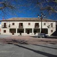 Hotel Casa Rural Soportal en peguerinos