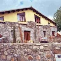 Hotel Casita Morada en peguerinos