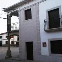 Hotel El Charro del Yeltes III en pelarrodriguez