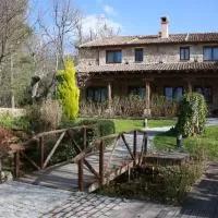 Hotel Posada Fuenteplateada en pelayos-del-arroyo