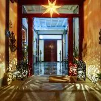 Hotel Casa Jardín de la Plata en penacaballera