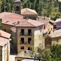 Hotel La Casa de Alberto en penacerrada-urizaharra