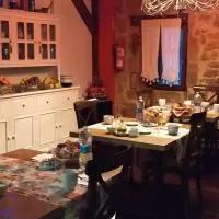 Hotel Casa Rural Osante en penacerrada-urizaharra