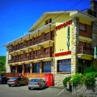 Hotel Hostal Europa en penamellera-alta