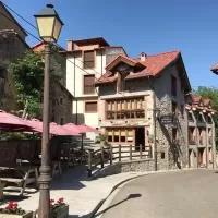 Hotel Hotel Rural Peña Castil en penamellera-alta