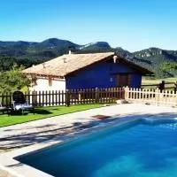 Hotel Mas de Salvador en penarroya-de-tastavins