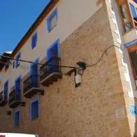 Hotel Posada Guadalupe en penarroya-de-tastavins