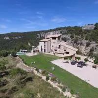 Hotel Hotel Mas de la Serra en penarroya-de-tastavins