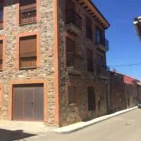 Hotel Apartamento Rural la Villa en perilla-de-castro
