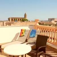 Hotel Cas Padri Font en petra