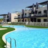 Hotel Higuericas Beach Apartment en pilar-de-la-horadada