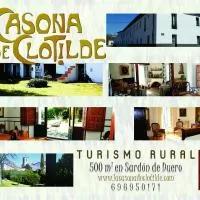 Hotel La casona de Doña Clotilde en pina-de-esgueva