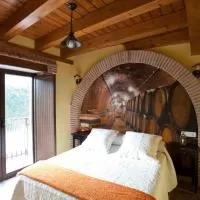 Hotel Alameda I en pinel-de-arriba