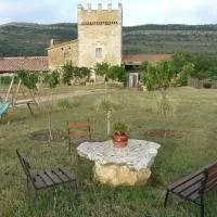Hotel Hostal-Restaurante Rural Torre Montesanto en pitarque