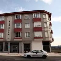 Hotel Hotel Río Ulla Monterroso en pol