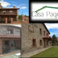 Hotel Casa Paqui en polanco
