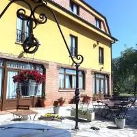 Hotel El Pradón en polanco
