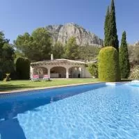 Hotel Polop Villa Sleeps 6 Pool Air Con WiFi en polop