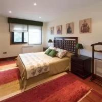 Hotel Casa Mariluz 368 vistas al ro en Pontecaldelas en ponte-caldelas