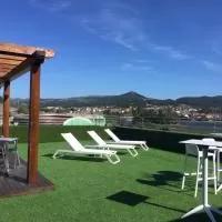 Hotel San Luis en ponte-caldelas