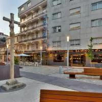 Hotel Hotel Virgen del Camino Pontevedra en pontecesures