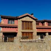 Hotel Casa El Enebral en pradena