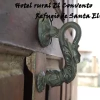 Hotel Casa Rural el Convento en puebla-de-azaba