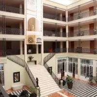 Hotel Gran Hotel Aqualange - Balneario de Alange en puebla-de-la-reina